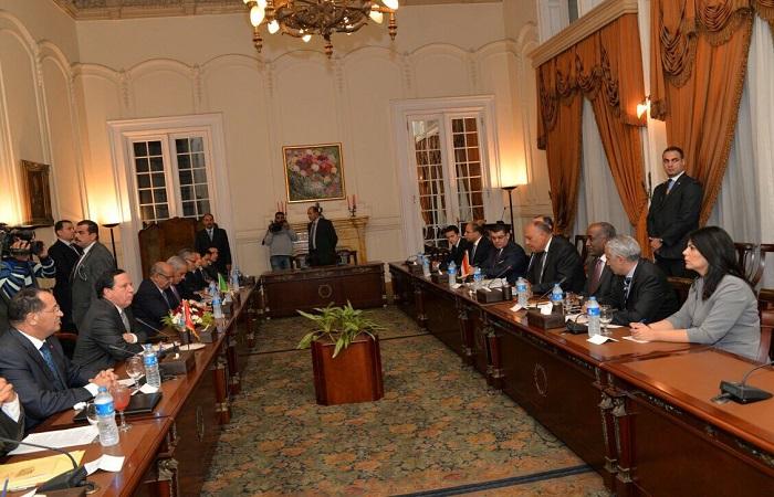 أبعاد ودلالات التحرك المصري في ليبيا