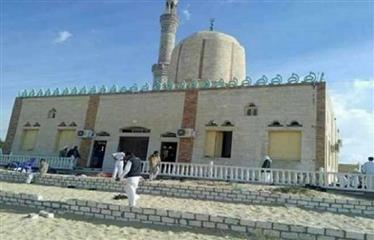 أهداف الهجوم على مسجد الروضة في شمال سيناء