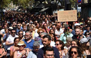 هجوم برشلونة يفرض ترتيب التعاون الأمني داخل جغرافيات المتوسط