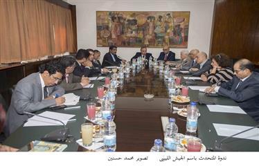 """لقاء خاص لـ""""السياسة الدولية"""" مع العقيد المسماري"""
