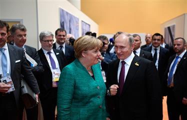 دبلوماسية الطاقة الروسية تجاه أوروبا