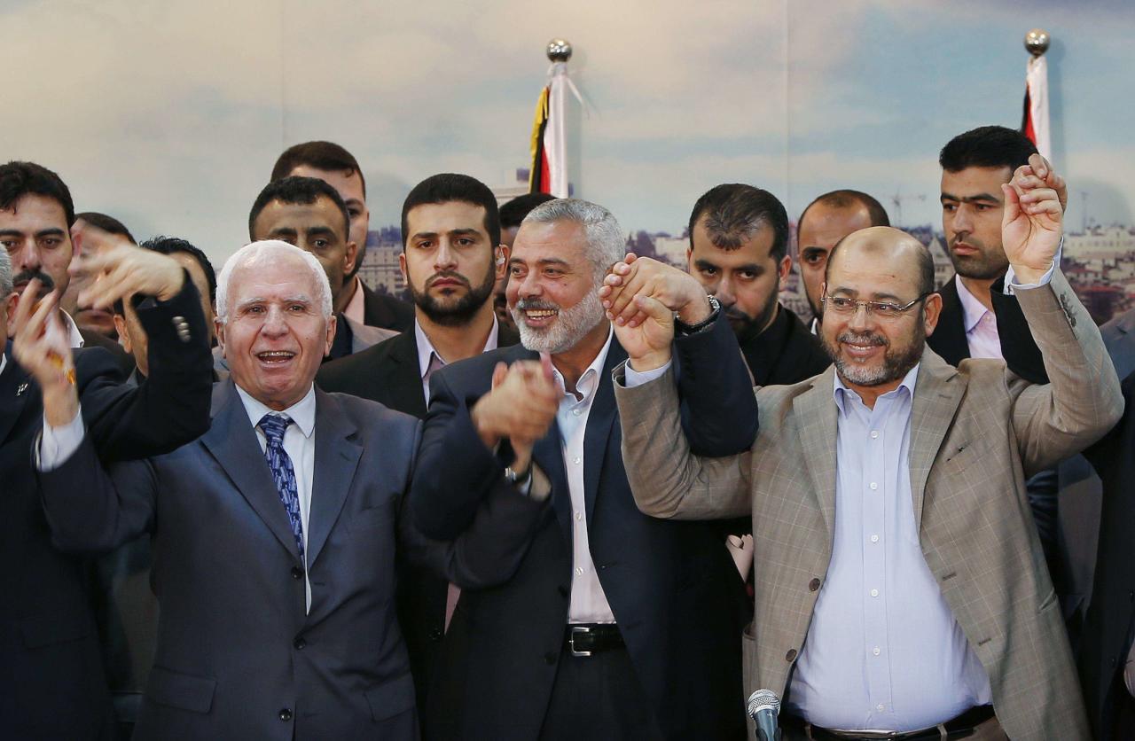 دوافع حماس في التوجه نحو المصالحة