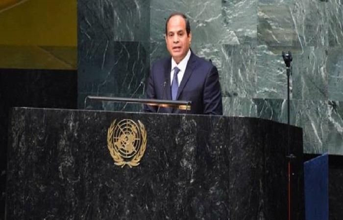 قراءة في خطاب السيسي أمام الأمم المتحدة