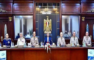 دور الجيش المصري في حماية ثوابت الدولة ومكافحة الإرهاب