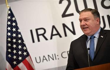 مايك بومبيو وزير الخارجية الأمريكي يكتب عن استراتيجية إدارة ترامب لمواجهة إيران