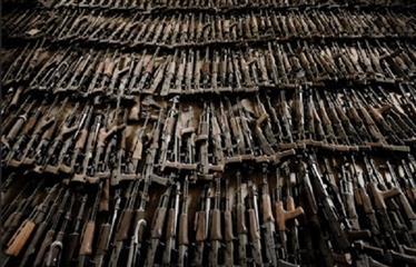 مصير الشعوب يحكمه السلاح