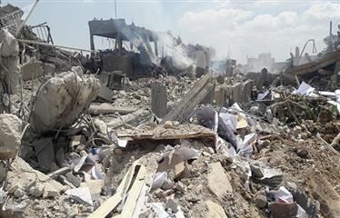 تداعيات العدوان الثلاثي على سوريا