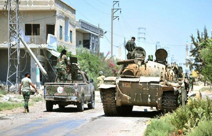 """تأثيرات استعادة """"درعا"""" في توازن القوى الإقليمي بسوريا"""