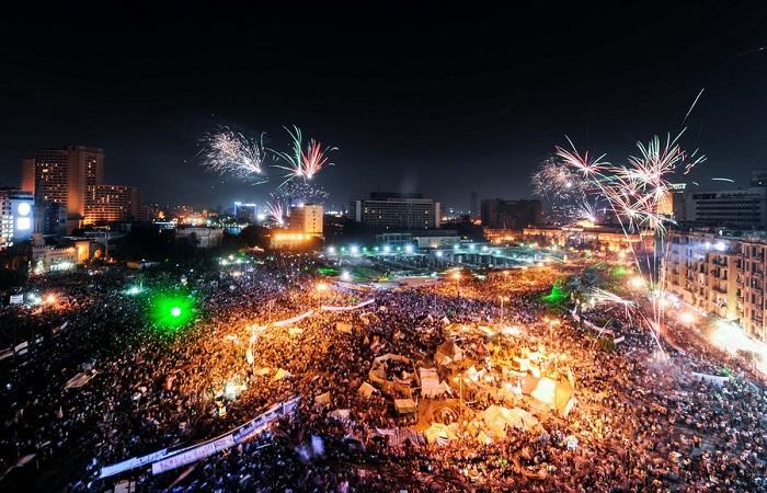 مسارات البناء المصري في الذكرى الخامسة لثورة 30 يونيو