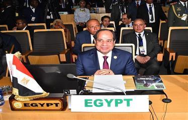 رئاسة مصر للإتحاد الإفريقي.. إستعادة الدور والمكانة في 2019