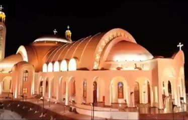 من الكاتدرائية.. دوافع رسالة السيسي للسلام العالمي