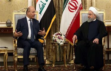 الأداة الاقتصادية فى السياسة الخارجية الإيرانية.. العراق نموذجاً
