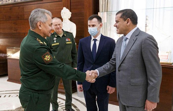 تطورات الدور الروسي في الأزمـة الليبية